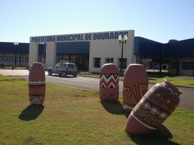 Operação Pregão apura suposta corrupção na Prefeitura de Dourados (Foto: Divulgação)