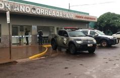 Os elementos foram encaminhados ao hospital, mas não resistiram - Foto: Robertinho/Maracaju Speed