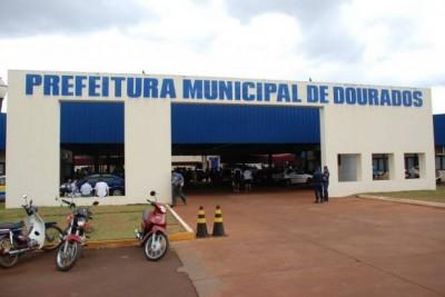 Operação Pregão aponta supostas fraudes em licitações na Prefeitura de Dourados (Foto: Divulgação)