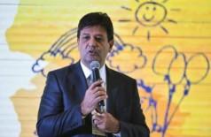 Ministro da Saúde, Luiz Henrique Mandetta, diz que judicialização no SUS é pontual (Foto: Arquivo/Agência Brasil)