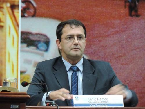 Denúncia contra Cirilo Ramão segue na Câmara de Dourados e pedido de cassação será votado em plenário (Foto: André Bento)
