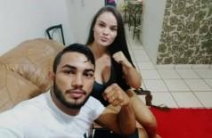 Joel e Jéssica estão presos desde o dia da morte do bebê Rodrigo (Foto: Reprodução)