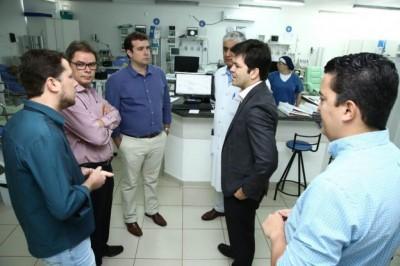 Atendimento de alta complexidade para pacientes com câncer em Dourados é prestado pelo CTCD/Cassems (Foto: A. Frota)