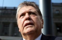 O ex-presidente do Peru Alan García - Guadalupe Pardo/File Photo/Reuters