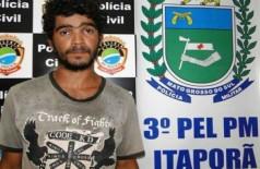 Wagner Sebastião Santos Haack, mais conhecido como 'Bugão' (Foto: reprodução/polícia)