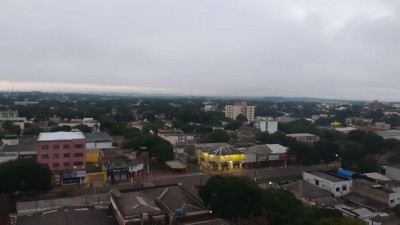 Após dias secos, Dourados pode ter final de semana chuvoso (Foto: Ailson Souza)