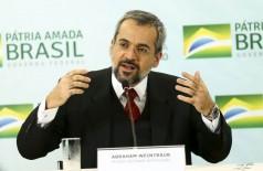 O ministro da Educação, Abraham Weintraub(Foto: Marcelo Camargo/Agência Brasil)