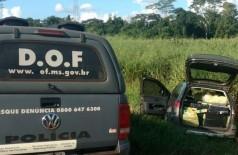 Veículo com mais de 600 quilos de entorpecente que seguia para PE é apreendido pelo DOF (Foto: reprodução/DOF)
