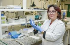 Eliana Martins Lima, pesquisadora da UFG - Universidade Federal de Goiás (UFG)