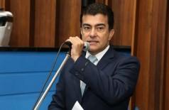 Deputado Marçal Filho pede ampliação de projeto para moradia popular em MS (Foto: Victor Chileno)