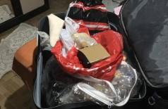 Droga apreendida durante as investigações - Foto: divulgação