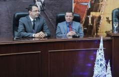 Pastor Cirilo e Pedro Pepa foram inocentados pelas comissões que investigam denúncias por quebra de decoro parlamentar (Foto: Divulgação)