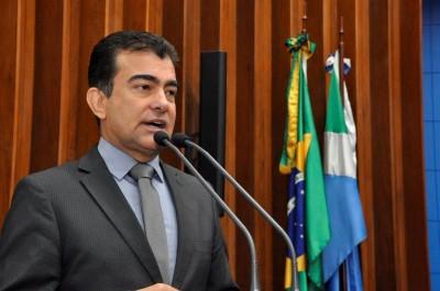 Deputado Marçal é autor de recursos que estão garantindo a construção do Hospital Regional (Foto: Luciana Nassar)