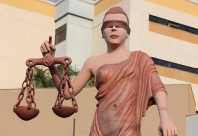 Decisão judicial estabeleceu fiança de R$ 3,9 mil para soltar acusado de espancar esposa grávida (Foto: Reprodução/TJ-MS)