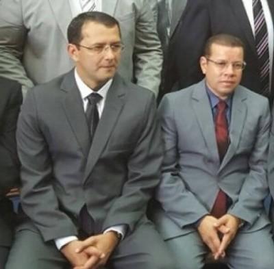 Pastor Cirilo e Pedro Pepa serão julgados pela Câmara de Dourados nesta semana (Foto: André Bento)
