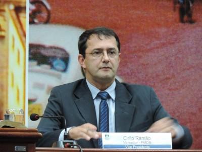 Pastor Cirilo Ramão está afastado do cargo de vereador em Dourados (Foto: André Bento)