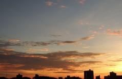 Hoje (17), a temperatura mínima registrada foi de 15.2ºC, às 06h14 -Foto: Karol Chicoski/94FM