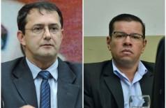 Pastor Cirilo Ramão (Foto: André Bento); e Pedro Pepa (Foto: Eliel Oliveira)