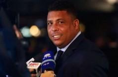 Ex-jogador Ronaldo teve filho com douradense (Foto: Reprodução)