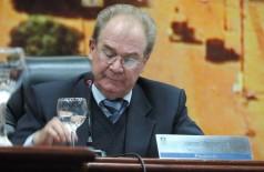 Idenor Machado está afastado do cargo desde dezembro, quando foi preso acusado de corrupção (Foto: André Bento/Arquivo)