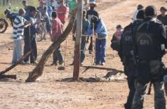 Ação da Polícia Federal ocorre em áreas indígenas de Mato Grosso do Sul (Foto: André Bento/Arquivo)