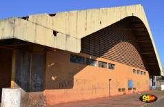 """Ginásio Municipal de Esportes """"Deputado Ulysses Guimarães"""" foi inaugurado em dezembro de 1990 (Foto: 94FM)"""