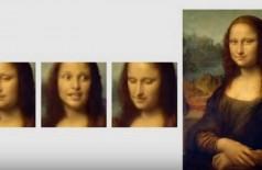 Mona Lisa ganha vida por meio de inteligência artificial - Foto: Reprodução/YouTube