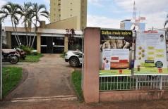entro de Referência em Tuberculose e Hanseníase funciona em imóvel alugado pelo município (Foto: Divulgação/Prefeitura)