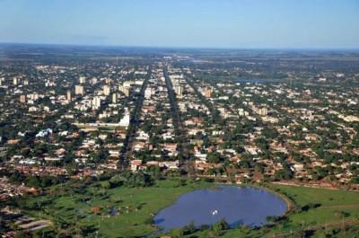 Douradenses pagaram R$ 95 milhões em impostos neste ano (Foto: A. Frota)