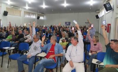 Em Dourados, serão realizados dois atos organizados pelo Comitê Regional de Defesa Popular (Foto: SIMTED Dourados)