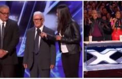 Carioca de 84 anos é ovacionado na TV americana com apresentação em dupla