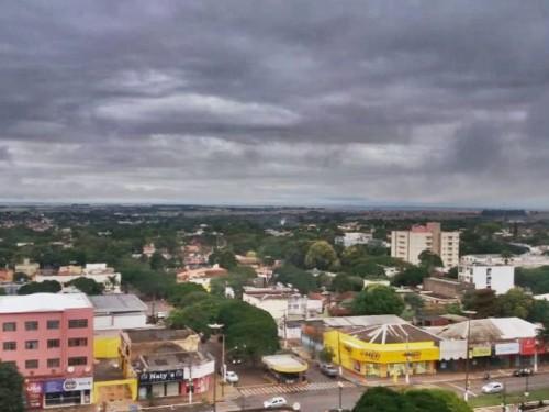 A última vez que havia chovido na cidade foi em 2 de junho.  Foto: Sidnei Bronka