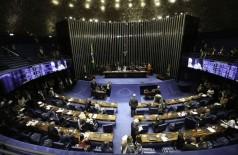 Plenário do Senado pode votar ainda hoje projeto que criminaliza abuso de autoridade (Foto: Arquivo/Fabio Rodrigues Pozzebom/Agência Brasil)