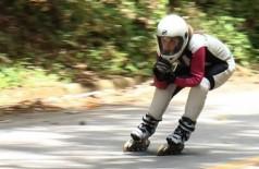 Brasil terá primeira mulher no campeonato de patinação sobre rodas