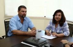 Fabiano Costa foi exonerado do Imam e nomeado titular da Secretaria Municipal de Serviços Urbanos (Foto: A. Frota)