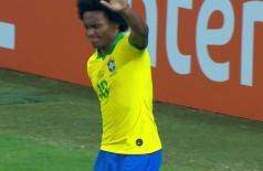 Lesão tira Willian da final da Copa América