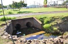 Parque Rego D'água está localizado na região do Jardim Água Boa (Fotos: Eliel Oliveira)