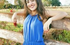 Lívia Vieira, de 16 anos (Foto: reprodução/Facebook)