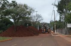 Contratos para obra da Avenida Presidente Vargas já somam R$ 857.437,75 (Foto: André Bento)