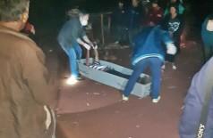 Segundo a polícia, a vítima não tinha sinais de violência. Foto: divulgação/polícia