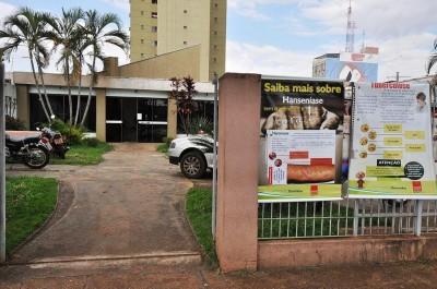 Centro de Referência em Tuberculose e Hanseníase funciona em imóvel alugado pelo município (Foto: Divulgação/Prefeitura)