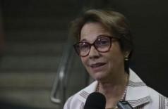 A ministra da Agricultura, Pecuária e Abastecimento, Tereza Cristina (Foto: José Cruz/Agência Brasil)
