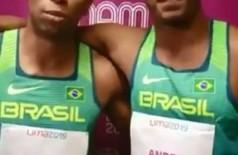 Pratas no atletismo são os destaques do Brasil no Pan (Foto: reprodução/Twitter @TimeBrasil)