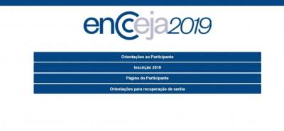 Cartão de confirmação do Encceja já está disponível (Foto: reprodução/Inep)