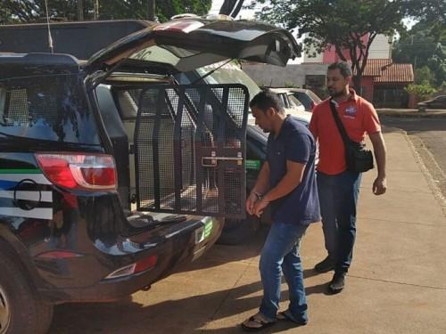 Edson Aparecido de Oliveira Rosa foi preso em junho de 2018 por matar ex-mulher na frente do filho (Foto: Adilson Domingos/Arquivo)