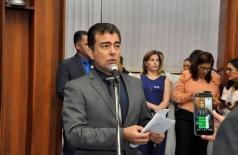 Deputado Marçal diz que a medida busca aperfeiçoar a norma em vigor (Foto: Luciana Nassar)