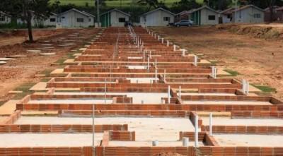 Investigação do MPE envolve Programa Habitacional Lotes Urbanizados ( (Foto: Chico Ribeiro)
