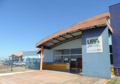 Gestora da UPA e do Hospital da Vida, Funsaud está sob intervenção por crise financeira (Foto: André Bento/Arquivo)