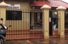 Processo é movido pelas proprietárias da casa em que funciona o Centro de Educação Infantil Pequeno Príncipe (Foto: Reprodução/TV RIT)