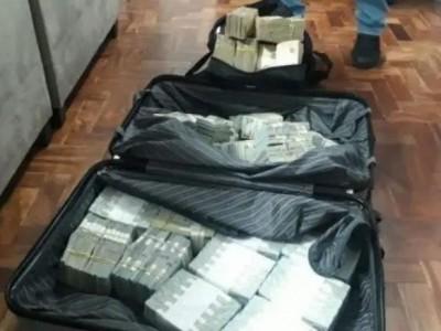 PF apreende US$ 2 mi em dinheiro na operação  -  Foto: Polícia Federal